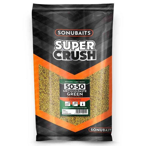 Sonubaits Groundbait 50:50 Method and Paste