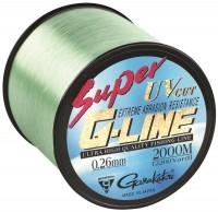 Gamakatsu Super G-Line 0.35mm 100m Grün