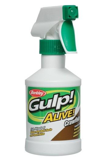 Berkley GULP! ALIVE! Spray Attractant Crawfish