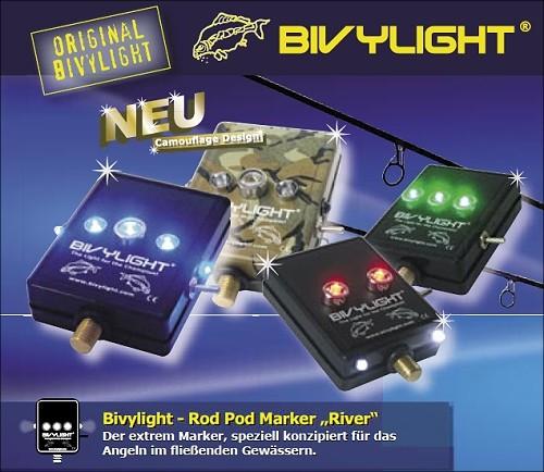 Bivylight Rod Pod Marker River LED