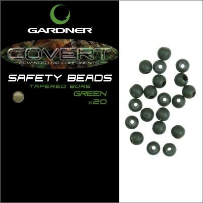 Gardner Covert Safety Beads Brown