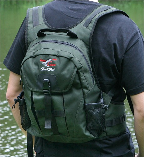 Iron Claw Back Pack Rucksack