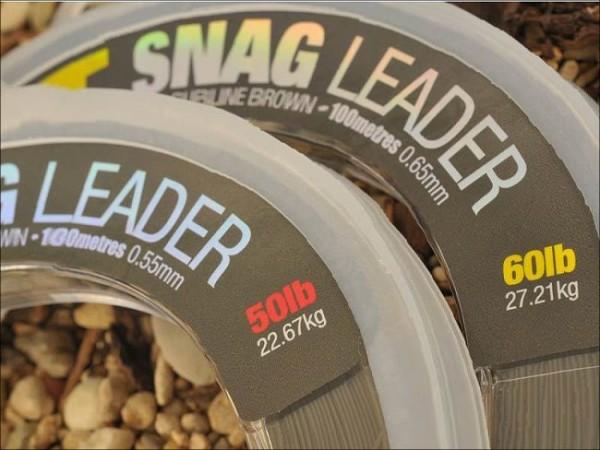 Korda Snag Line 0,65 mm 60 lb Nylon 100m