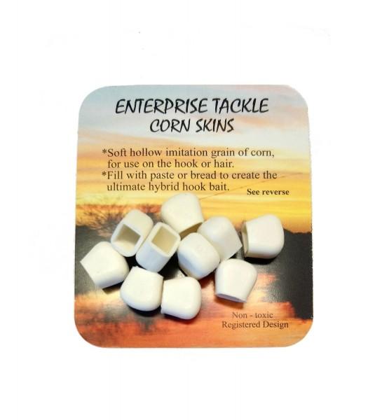 Enterprise Tackle Corn Skins White