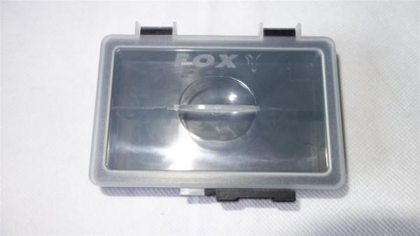 B-Ware Fox System Fox Box 2 Compartment - Black