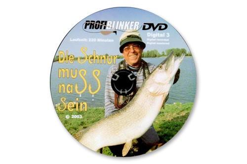 Profiblinker DVD Die Schnur muss nass sein D3