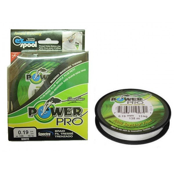 PowerPro 100m 0,28mm 20kg White