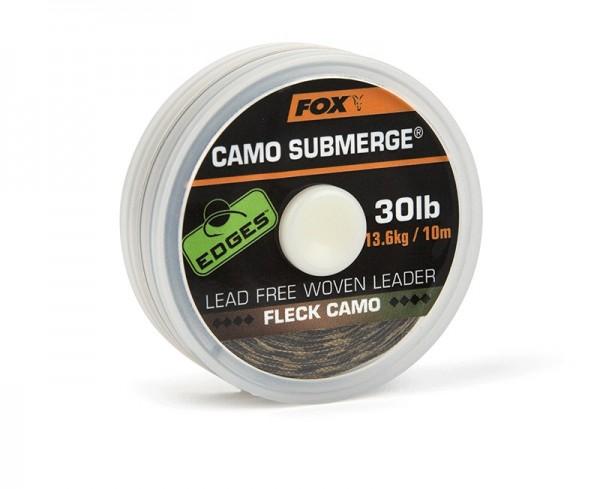 Fox Submerge Fleck Camo 30lb 10m