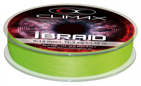 Climax iBraid chartreuse