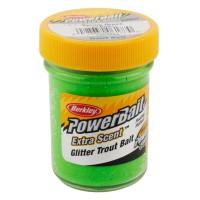 Berkley PowerBait Select Glitter Trout Bait Spring Green