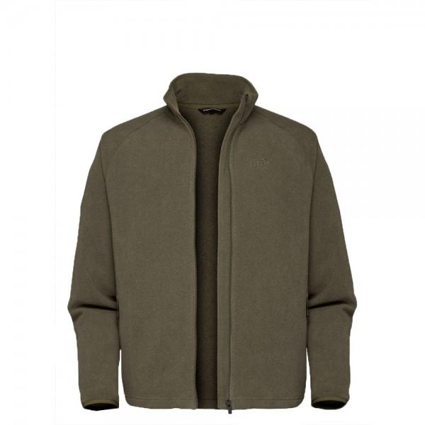 Geoff Anderson Dozer Fleece Jacke sparkle grün
