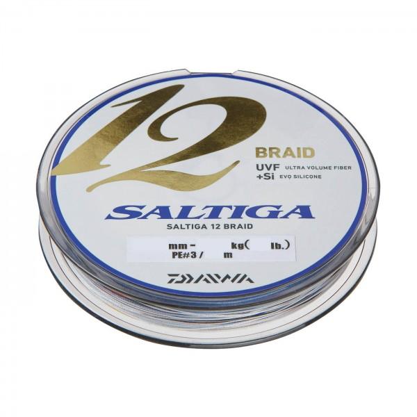 Daiwa Saltiga 12 Braid EX+SI 0,45mm 300m