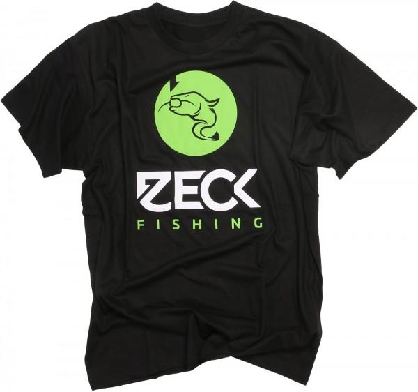 Zeck T-Shirt Black S