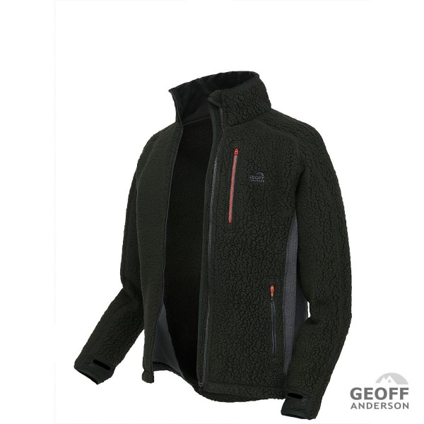 Geoff Anderson Thermal 3 Jacke dunkeloliv