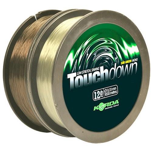 Korda Touchdown 10lb Green 1000m