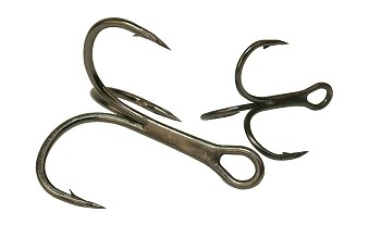 Fox Rage Treble Hook Size 1
