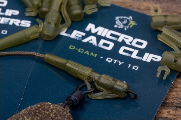 Nash Tackle Standard Micro Lead Clip
