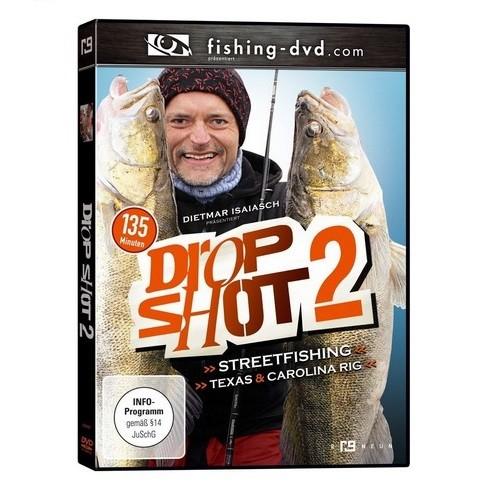 DVD Drop Shot 2 von Dietmar Isaiasch