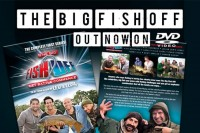 Korda DVD: Big Fish Off Season 1