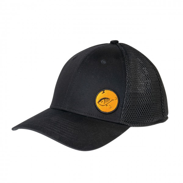 Zeck Mesh Cap Just Black