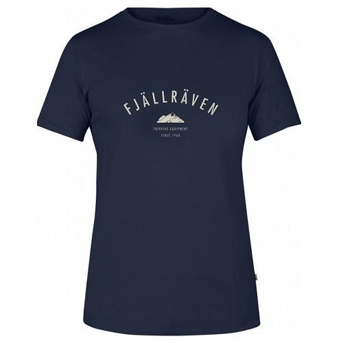 Fjällräven Trekking Equipment T-Shirt Dark Navy