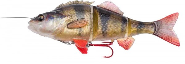 Savage Gear 4D Line Thru Perch 23cm 145g SS - Perch