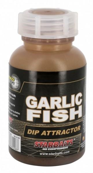 Starbaits Performance Concept Garlic Fish Dip Attractor 200ml