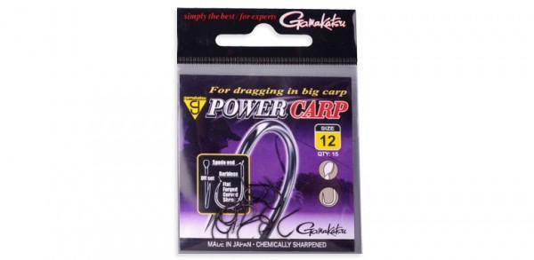 Gamakatsu Power Carp Barbless Size 10