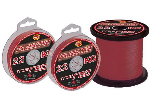 WFT Plasma True Red 36KG 150m 0,31mm