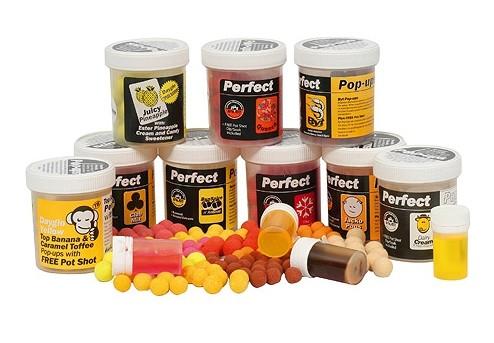 Solar Bait Perfect PopUps 11 mm 60g Club Mix