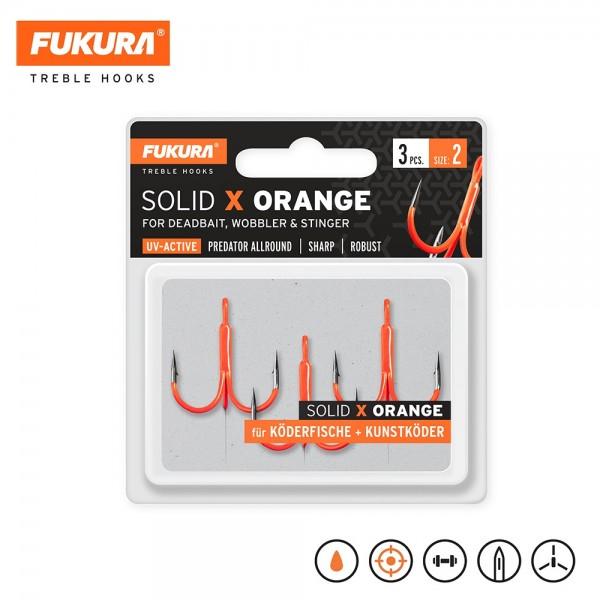 Lieblingsköder Fukura Solid X Orange