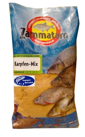 Zammataro Karpfen Mix 1kg