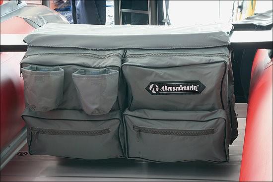 Allroundmarin Hängetasche für Schlauchbootsitze 65 cm