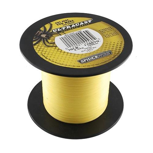 SpiderWire Stealth gelb 0,12mm 7,10kg 1800m