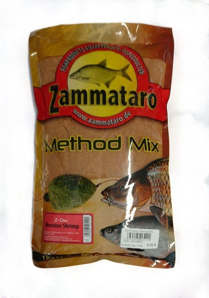 Zammataro Method-Mix Z-One 1kg
