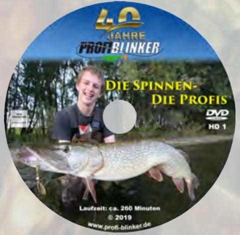 Profiblinker MP4 Daten-DVD Die spinnen, die Profis
