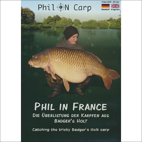 DVD Phil in France Handsigniert