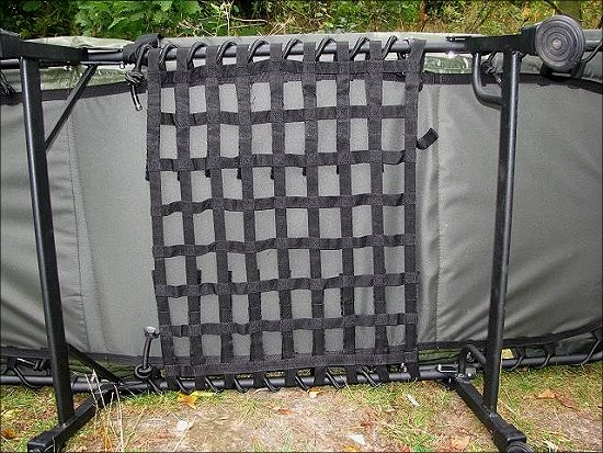 Ehmanns Fishing PRO-ZONE Kingsize Bedchair Matratzenunterstützun