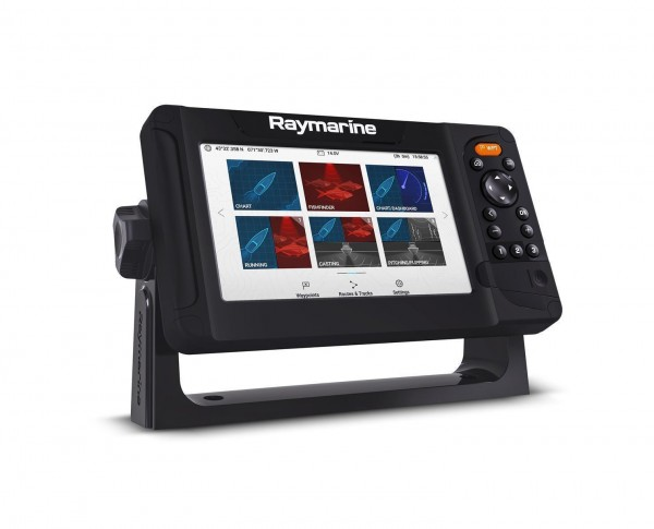 Raymarine Element 7 Hypervision ohne Geber