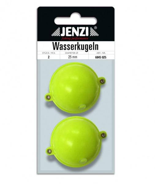 Jenzi Wasserkugeln Fluo-Gelb