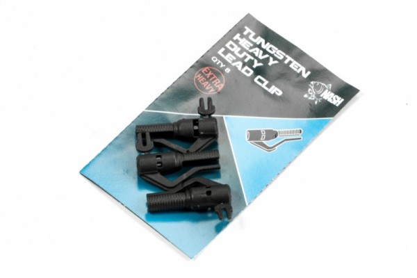 Nash Tackle Tungsten Heavy Duty Lead Clip