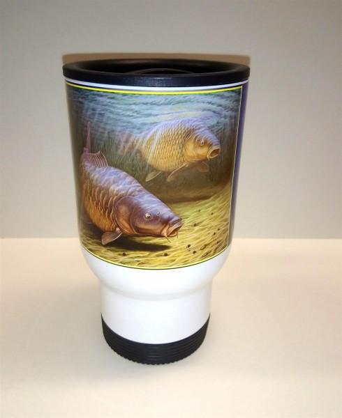 Gardner Two Carp Mug Thermal