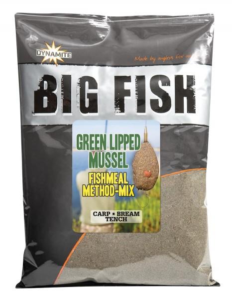 Dynamite Baits GLM Fishmeal Method Mix Big Fish 1,8kg