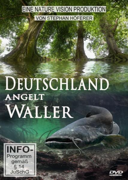 DVD Deutschland angelt Waller