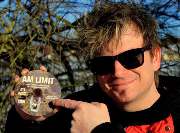 DVD Am Limit mit Christian Kirsch