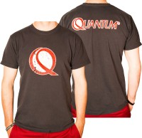 Quantum T-Shirt dunkelgrau XL