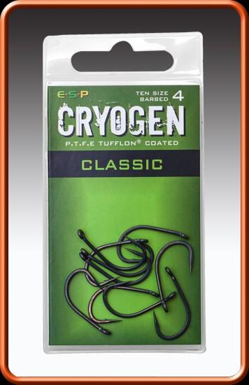 E-S-P Cryogen Classic Haken Size 6