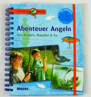 Expedition Natur - Abenteuer Angeln von Florian Läufer