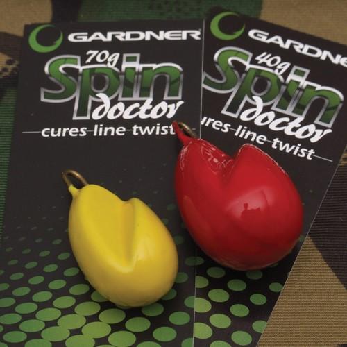 Gardner Spin Doctor 70g Red