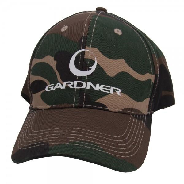Gardner Camo Base Cap